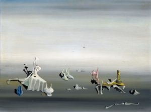 Untitled by Yves Tanguy