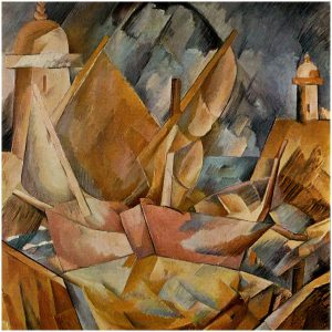 Art by Georges Braque