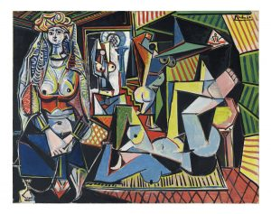 Art by Pablo Picasso