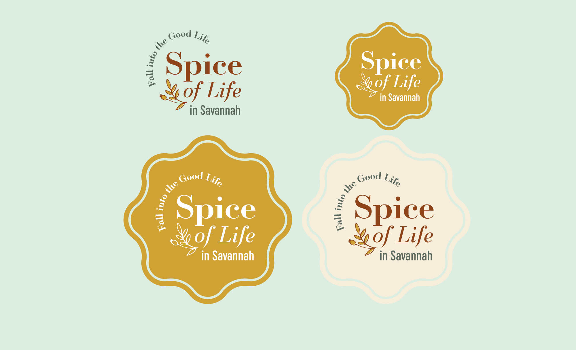 Spice of Life logo creation